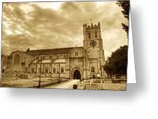 The Priory Greeting Card