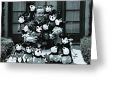 The Walt Disney Family Museum Greeting Card