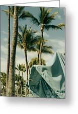 Wailea Beach Maui Hawaii Greeting Card