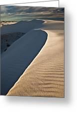 White Sands National Monument, New Greeting Card