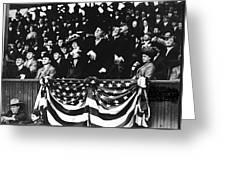 William Howard Taft Greeting Card