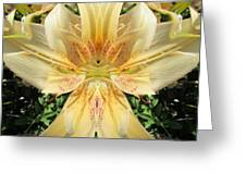 Lily Fantasy Greeting Card