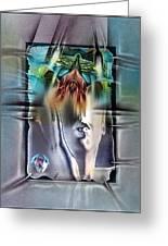 #24 Bubblenude 2003 Greeting Card
