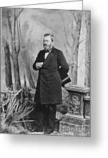 Ulysses S. Grant (1822-1885) Greeting Card