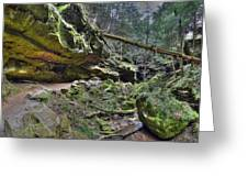 Conkle's Hollow Greeting Card