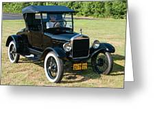 27 Ford Greeting Card