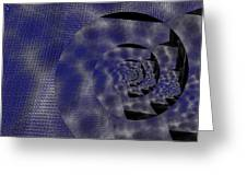 Twirling Shine Greeting Card