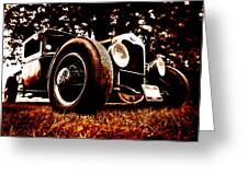 29 Ford Pickup Greeting Card