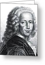 Bernhard Siegfried Albinus, Dutch Greeting Card