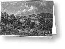 Braddock: Fort Duquesne Greeting Card
