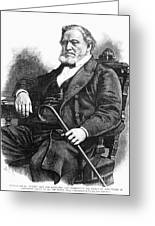 Brigham Young (1801-1877) Greeting Card