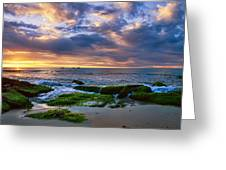 Burns Beach Greeting Card