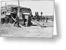 Civil War: Petersburg Greeting Card