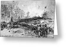 Civil War: Spotsylvania Greeting Card