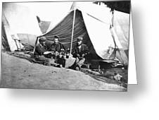 Civil War: Union Soldiers Greeting Card