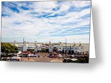 Clacton Pier Greeting Card