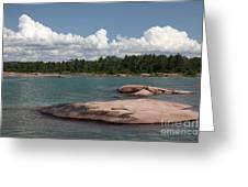 Georgian Bay, Canada Greeting Card