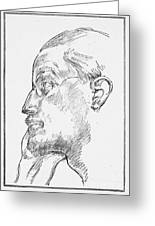 James Joyce (1882-1941) Greeting Card