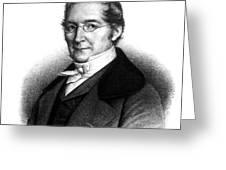 Joseph Gay-lussac, French Chemist Greeting Card