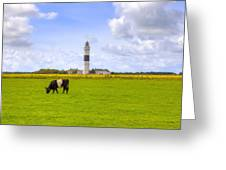 Kampen - Sylt Greeting Card
