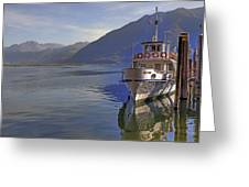 Locarno Greeting Card