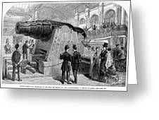 Paris: Exposition Of 1867 Greeting Card