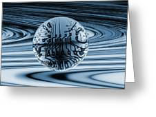 Quantum Computing Greeting Card
