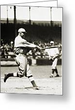 Rogers Hornsby (1896-1963) Greeting Card