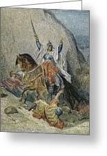 Saladin (1138-1193) Greeting Card