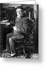 Samuel Gompers (1850-1924) Greeting Card