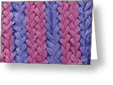 Sem, Fastskin Fabric Greeting Card