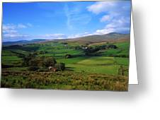 Sperrin Mountains, Co Tyrone, Ireland Greeting Card
