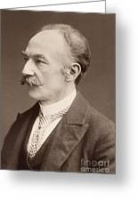 Thomas Hardy (1840-1928) Greeting Card
