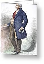 William Iv (1765-1837) Greeting Card