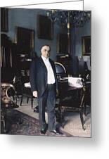 William Mckinley (1843-1901): Greeting Card