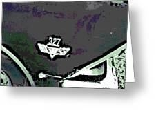 327 Greeting Card