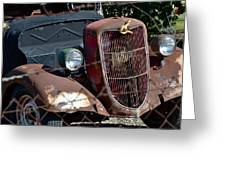 '36 Ford II Greeting Card