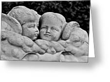 Angels Among Us Greeting Card