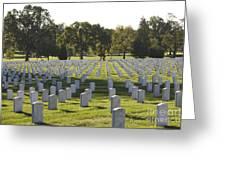 Arlington National Cemetery, Arlington Greeting Card