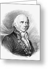 Chevalier De Lamarck Greeting Card