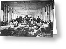 Civil War: Hospital Greeting Card