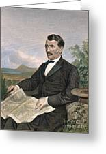 David Livingstone Greeting Card
