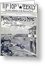 Dime Novel, 1897 Greeting Card
