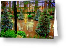 Dupont Gardens Greeting Card