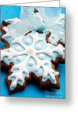 Gingerbread Cookies Greeting Card
