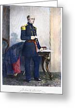 John Ellis Wool (1784-1869) Greeting Card