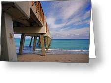 4- Juno Pier Greeting Card