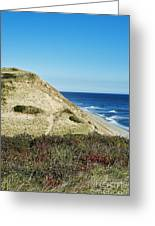 Long Nook Beach Greeting Card