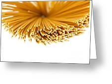 Pasta Greeting Card by Blink Images