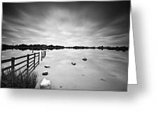 Penyfan Pond Greeting Card